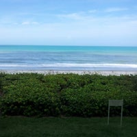 Photo taken at DoubleTree Suites by Hilton Hotel Melbourne Beach Oceanfront by Jonathan D. on 8/29/2012