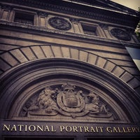 Photo taken at National Portrait Gallery by Patty L. on 8/2/2012