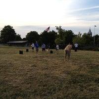 Photo taken at Latrobe Field by Ralph H. on 7/11/2012