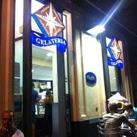 Photo taken at Gelateria Quaranta by Yannis J. on 8/1/2012