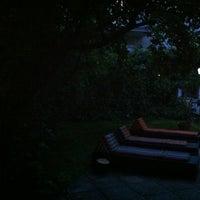 Photo taken at Gastgarten zur Eiche by Martin S. on 6/5/2012