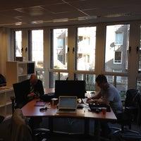 Photo taken at imgZine Office Rembrandtplein by Wilbert S. on 3/23/2012
