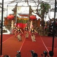 Photo taken at Pesta Kesenian Bali (PKB) XXXIV 2012 by Niesha P. on 7/7/2012
