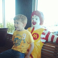 Photo taken at McDonald's by Troy M. on 4/8/2012