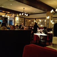 Photo taken at Petterino's by Harry E. on 6/28/2012