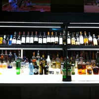 Photo taken at Media Grill + Bar by Patrick K. on 6/16/2012