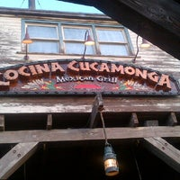 Photo taken at Cocina Cucamonga Mexican Grill by Mike B. on 8/21/2012