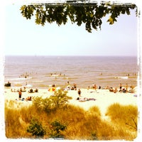Photo taken at Saugatuck Dunes State Park by Thom P. on 7/15/2012