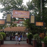 Photo taken at Dollywood by Aisha Š. on 9/8/2012
