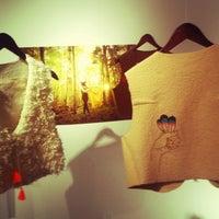 Photo taken at Centre de Design et d'Impression Textile by Duc C. N. on 5/24/2012
