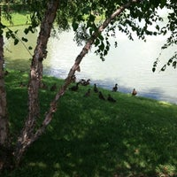 Photo taken at The Duck Pond by Penny N. on 8/4/2012