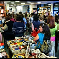 Photo taken at Book Passage Bookstore by Nicholas C. on 4/21/2012