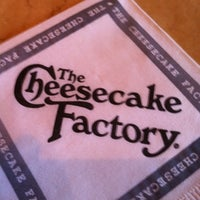 Photo taken at The Cheesecake Factory by Silke D. on 6/13/2012