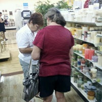 Photo taken at HomeGoods by Nanette W. on 5/19/2012