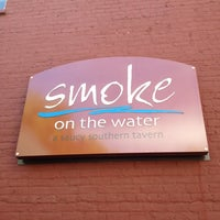 Photo taken at Smoke on the Water by Ryan R. on 4/6/2012