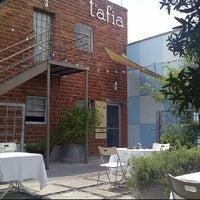 Photo taken at T'afia Restaurant by Jen L. on 5/4/2012