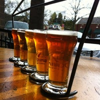 Photo taken at Pyramid Brewery & Alehouse by Gary Y. on 4/12/2012