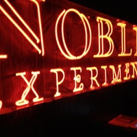 Photo taken at Noble Experiment by Mike F. on 8/8/2012