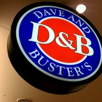 Photo taken at Dave & Buster's by Javier on 5/28/2012