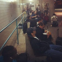 Photo taken at Boulder Transit Center by Dante' J. on 7/26/2012