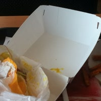 Photo taken at Burger King by Vincent E. on 8/10/2012