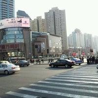 Photo taken at 汇金百货 by eddie o. on 3/14/2012