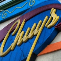 Photo taken at Chuy's TexMex by Nathan S. on 8/14/2012