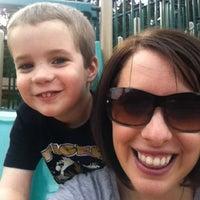 Photo taken at Osage Beach City Park by Brandy K. on 8/2/2012