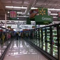 Photo taken at Walmart Supercenter by Lai Hui on 6/22/2012