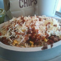 Photo taken at Chipotle Mexican Grill by Will N. on 4/3/2012