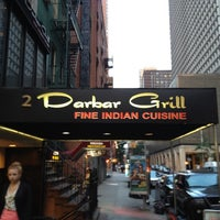 Photo taken at 2 Darbar Grill Fine Indian Cuisine by Lee H. on 6/19/2012