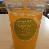 Photo taken at Au Bon Pain by Rafael d. on 6/21/2012