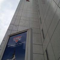 Photo taken at 大阪 YMCA 土佐堀 by Yusuke M. on 5/7/2012