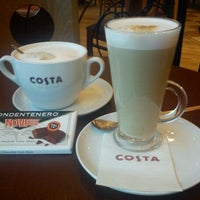 Photo taken at Costa Coffee by Alena D. on 2/13/2012