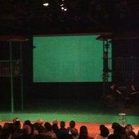 Photo taken at Teatro La Aduana by Daniel C. on 5/25/2012