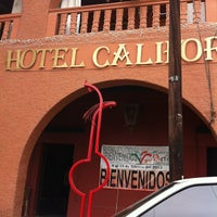 Photo taken at Hotel California by Alberto H. on 2/4/2012