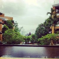 Photo taken at Amari Vogue Resort by R U H. on 6/10/2012