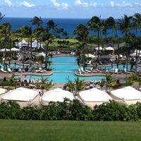 Photo taken at The Ritz-Carlton, Kapalua by Justin L. on 3/16/2012