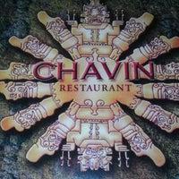 Photo taken at Chavin by Juliana S. on 3/31/2012