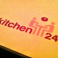 Photo taken at Kitchen24 by Candice C. on 8/10/2012