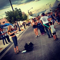 Photo taken at First Fridays Art Walk by Rob P. on 9/8/2012