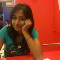 Photo taken at Domino'spizza-vaibhav Complex Vaishali Nagar by Siddhartha B. on 5/2/2012