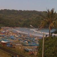 Photo taken at Pantai Pangandaran by BangJoel on 7/23/2012