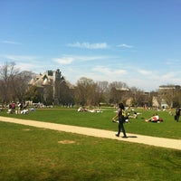 Photo taken at URI Quad by Danielle S. on 4/16/2012