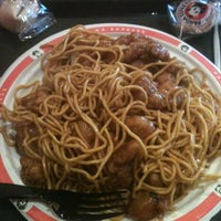 Photo taken at Panda Express by Aleeah H. on 3/6/2012