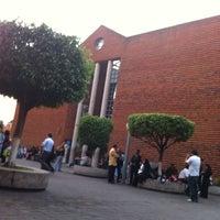 Photo taken at Universidad del Valle de México by Adolfo P. on 4/17/2012