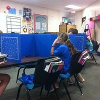 Photo taken at Cedar Creek Elementary by Jon S. on 4/5/2012