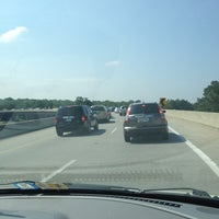 Photo taken at I-295 Exit 28/I-64 by Keleigh D. on 6/23/2012