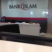 Photo taken at Bank Islam Alam Mesra by SUe Thsius on 7/3/2012