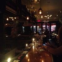 Photo taken at La Carafe by Jasmine L. on 2/26/2012